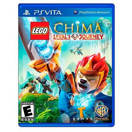 Jogo LEGO Legends of Chima: Laval's Journey - PS Vita