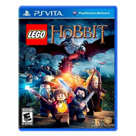 Jogo LEGO The Hobbit - PS Vita