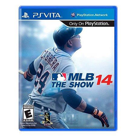 Jogo MLB: The Show 14 - PS Vita