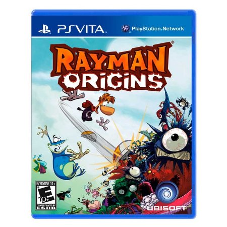 Jogo Rayman Origins - PS Vita