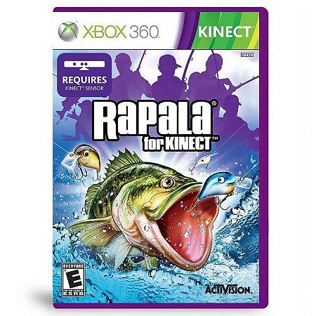 Jogo Rapala for Kinect - Xbox 360