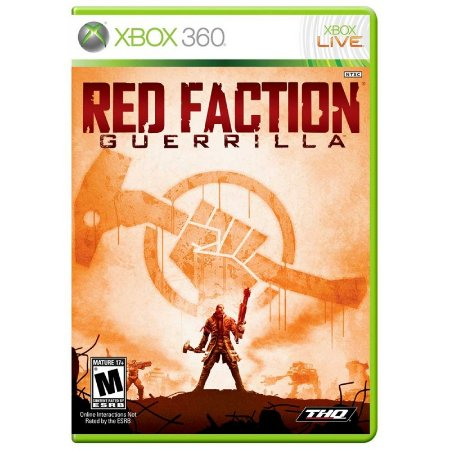 Jogo Red Faction: Guerrilla - Xbox 360