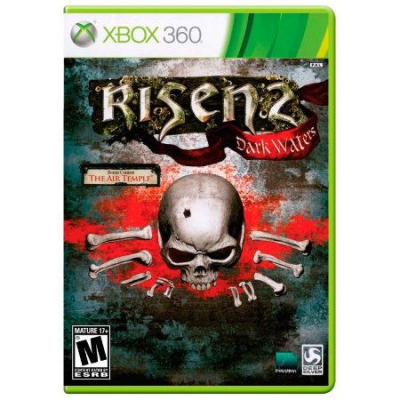 Jogo Risen 2: Dark Waters - Xbox 360