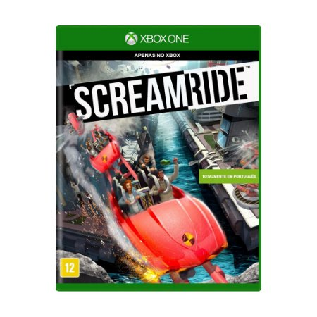 Jogo Scream Ride - Xbox One