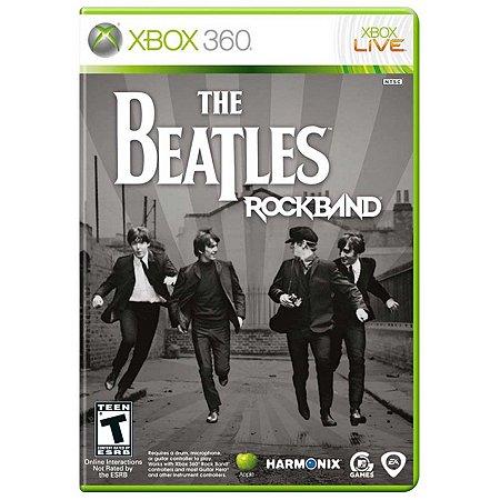 Jogo The Beatles Rock Band - Xbox 360