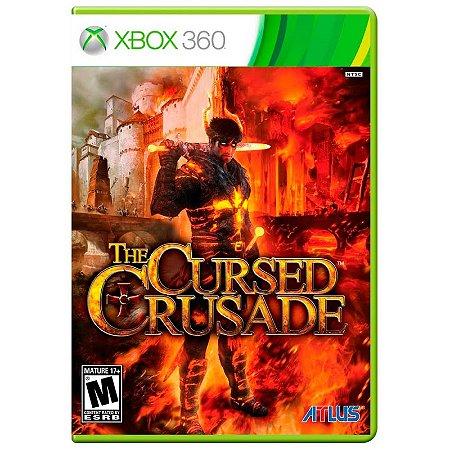 Jogo The Cursed Crusade - Xbox 360