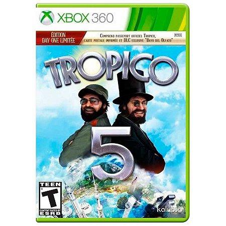 Jogo Tropico 5 (Limited Special Edition) - Xbox 360