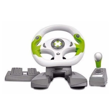 Volante PlayGame Driving Wheel Double Vibration - Xbox 360