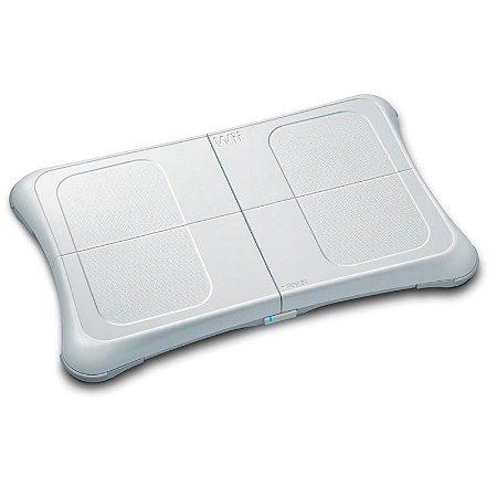 Jogo Wii Fit Plus - Jogo e Wii fit Board - Wii