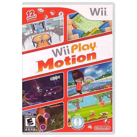 Jogo Wii Play: Motion - Wii