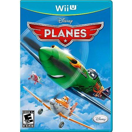 Jogo Disney Planes - Wii U