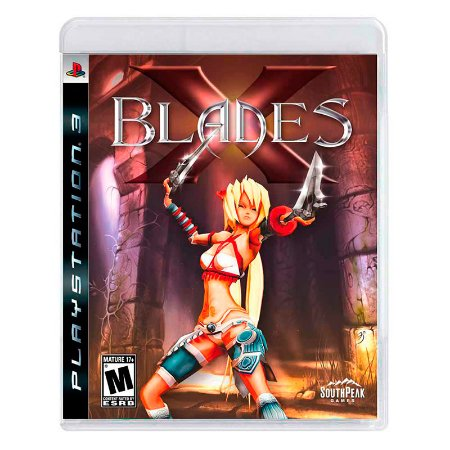 Jogo X-Blades - PS3