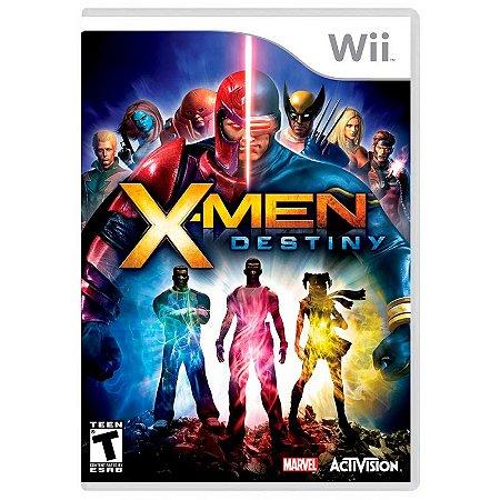 Jogo X-Men: Destiny - Wii