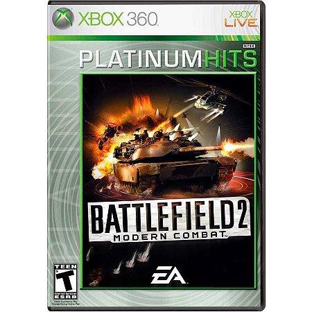Jogo Battlefield 2: Modern Combat - Xbox 360