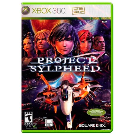 Jogo Project Sylpheed: Arc of Deception - Xbox 360
