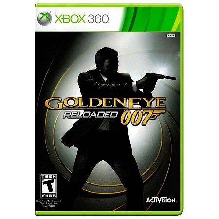 Jogo GoldenEye 007: Reloaded - Xbox 360