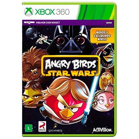 Jogo Angry Birds Star Wars - Xbox 360