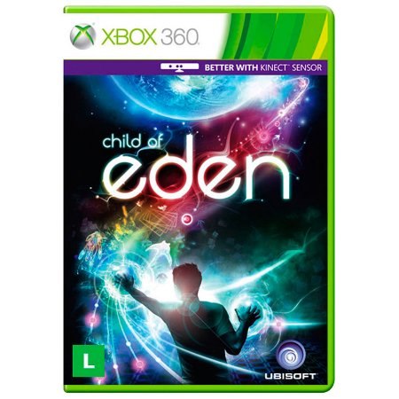Jogo Child of Eden - Xbox 360