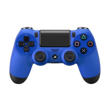 Controle Sony Dualshock 4 Azul sem fio - PS4