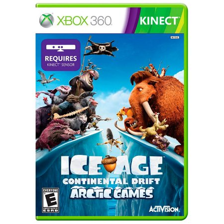 Jogo Ice Age: Continental Drift Arctic Games - Xbox 360