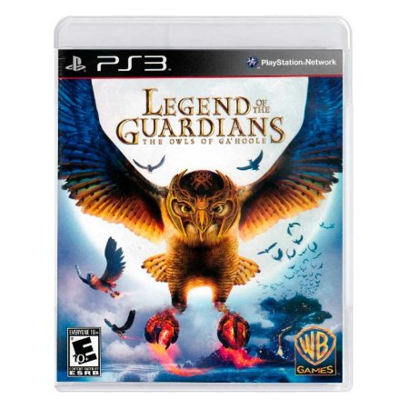 Jogo Legend of the Guardians: The Owls of Ga'Hoole - PS3