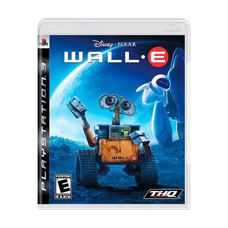 Jogo WALL-E - PS3