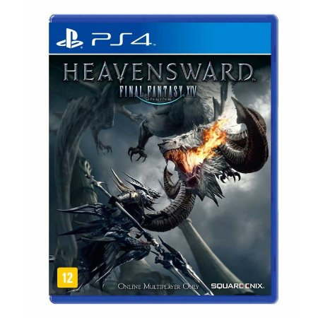 Jogo Final Fantasy XIV: HeavenSward - PS4