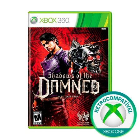 Jogo Shadows of the Damned - Xbox 360