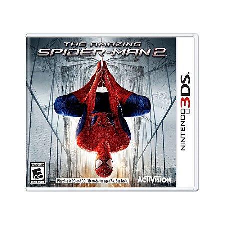 Jogo The Amazing Spider-Man 2 (Homem Aranha) - 3DS