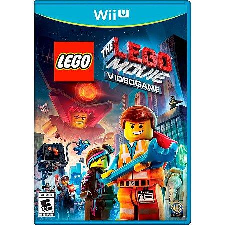 Jogo The LEGO Movie Videogame - Wii U