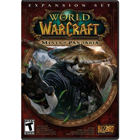 Jogo World of Warcraft: Mists of Pandaria (Pacote de Expansão) - PC