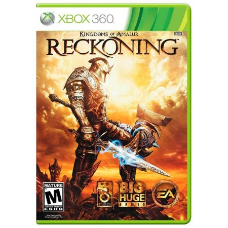 Jogo Kingdoms of Amalur: Reckoning - Xbox 360
