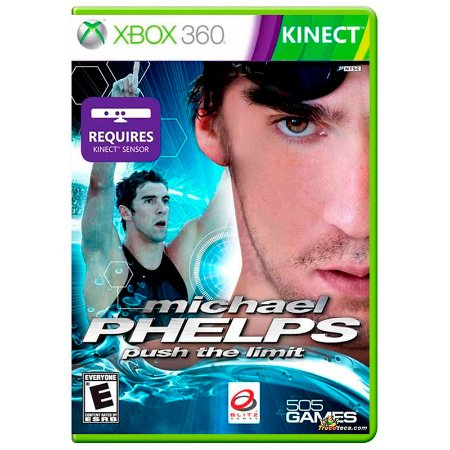 Jogo Michael Phelps: Push the Limit - Xbox 360
