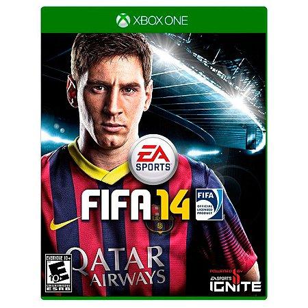 Jogo Fifa 2014 (FIFA 14) - Xbox One