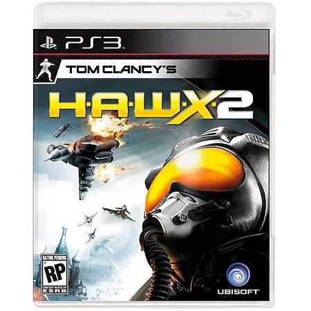 Jogo Tom Clancy's: H.A.W.X. 2 - PS3