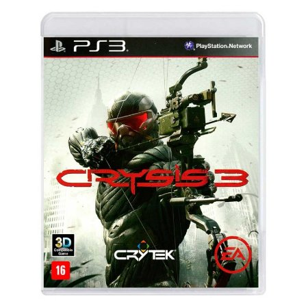Jogo Crysis 3 - PS3