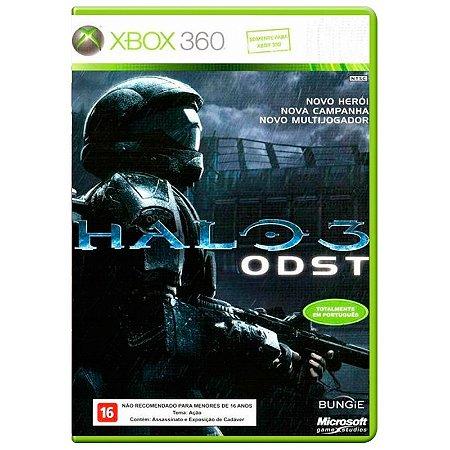 Jogo Halo 3: ODST - Xbox 360