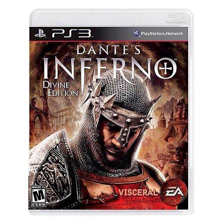 Jogo Dante's Inferno (Divine Edition) - PS3