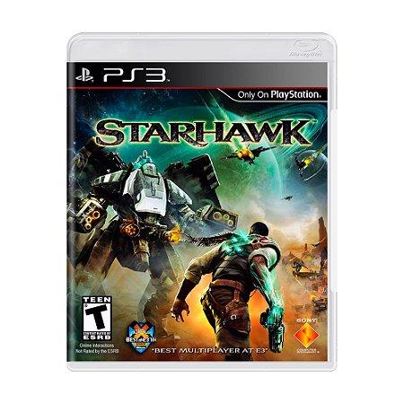 Jogo Starhawk - PS3