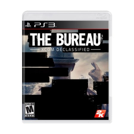 Jogo The Bureau: XCOM Declassified - PS3