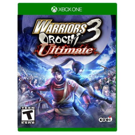 Jogo Warriors Orochi 3 Ultimate - Xbox One