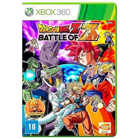 Jogo Dragon Ball Z: Battle of Z - Xbox 360