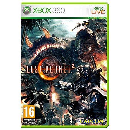 Jogo Lost Planet 2 - Xbox 360
