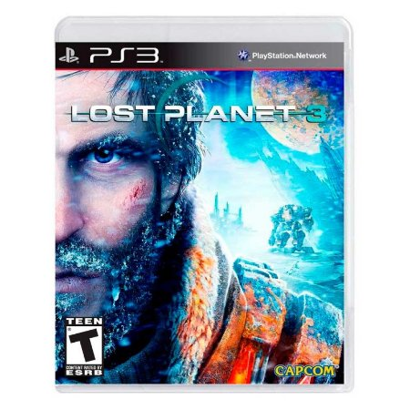 Jogo Lost Planet 3 - PS3