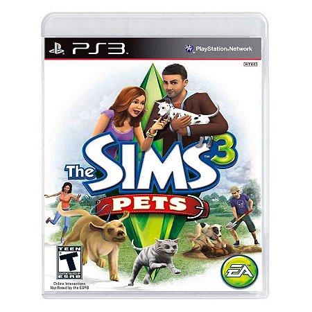 Jogo The Sims 3: Pets (Edição Limitada) - PS3