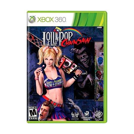 Jogo Lollipop Chainsaw - Xbox 360