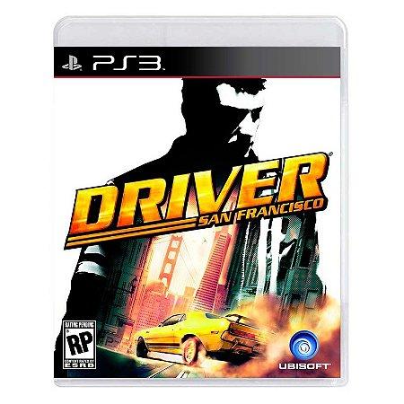 Jogo Driver: San Francisco - PS3