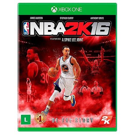 Jogo NBA 2K16 - Xbox One
