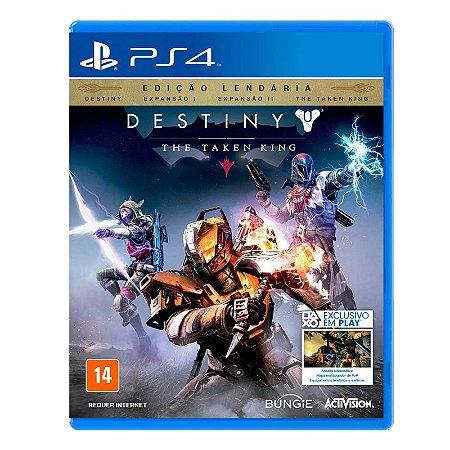 Jogo Destiny: The Taken King (Edição Lendária) - PS4