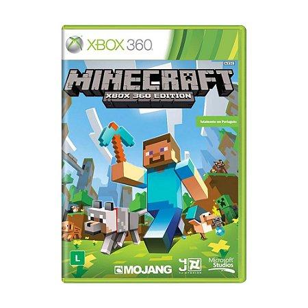 Jogo Minecraft: Xbox 360 Edition - Xbox 360